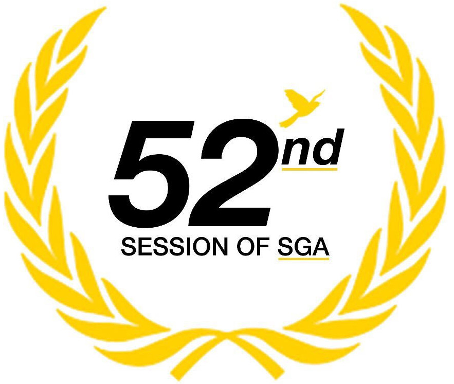 52nd Session Logo